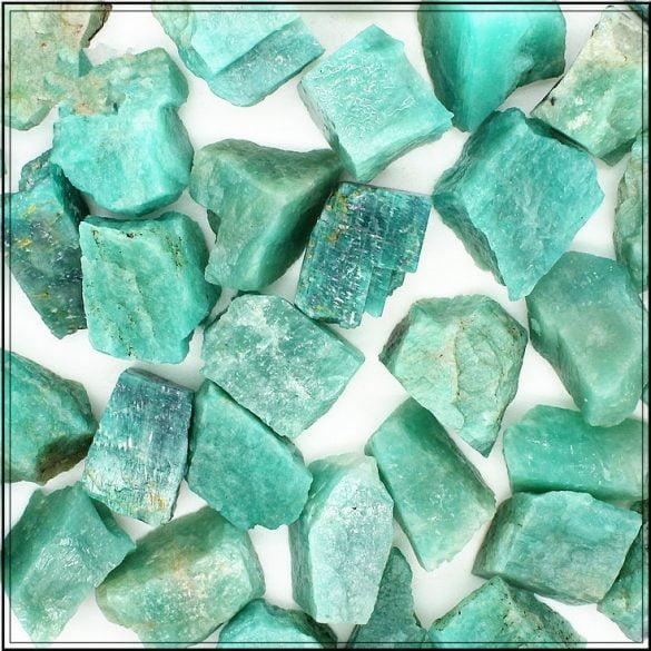 Amazonit - Cristale naturale, Pietre semipretioase