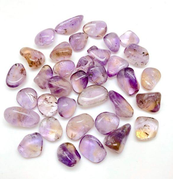 Ametrin - Cristale naturale - Pietre semipretioase