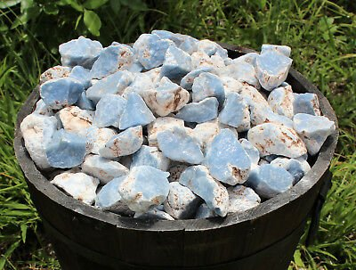 Angelit - Cristale naturale - Pietre semipretioase