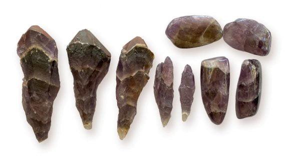 Auralit - Cristale naturale - Pietre semipretioase