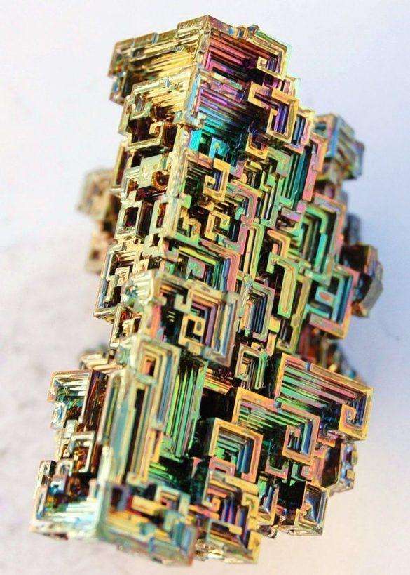 Bismut - Cristale naturale - Pieter semipretioase