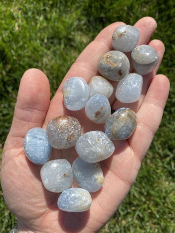 Celestit - Cristale naturale - Pietre semipretioase