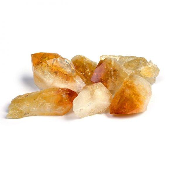 Citrin - Cristale naturale - Pietre semipretioase