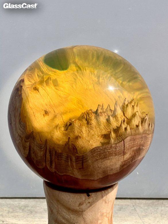 Compozit Rasina - Cristale naturale - Pietre semipretioase