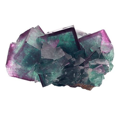 Fluorit - Cristale naturale - Pietre semipretioase