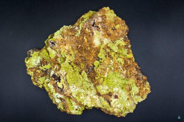 Gaspeit - Cristale naturale - Pietre semipretioase
