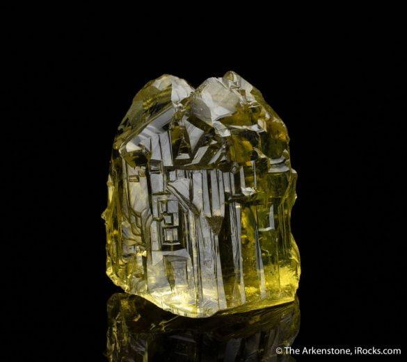 Heliodor - Cristale naturale - Pietre semipretioase