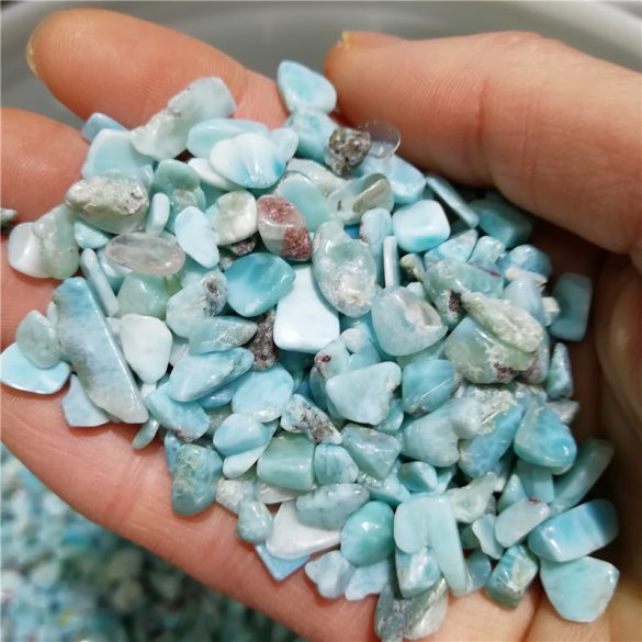 Larimar - Cristale naturale - Pietre semipretioase