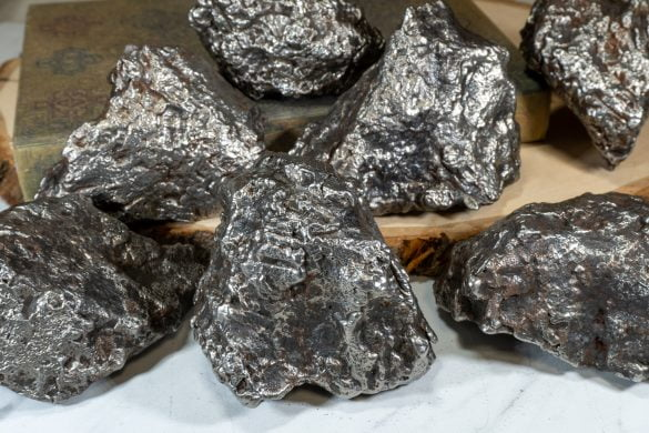 Meteorit - Cristale naturale - Pietre semipretioase