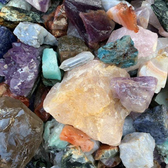Mix Cristale - Cristale naturale - Pietre semipretioase