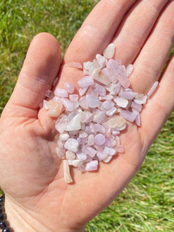 Morganit - Cristale naturale - Pietre semipretioase