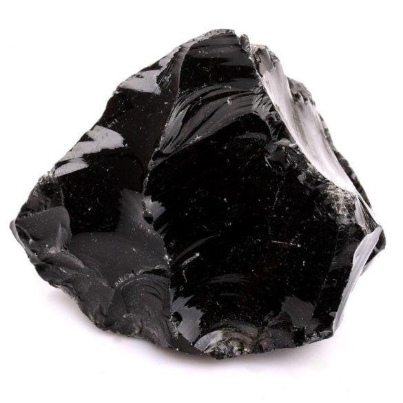 Obsidian - Cristale naturale - Pietre semipretioase