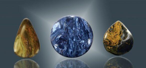 Pietersit - Cristale naturale - Pietre semipretioase