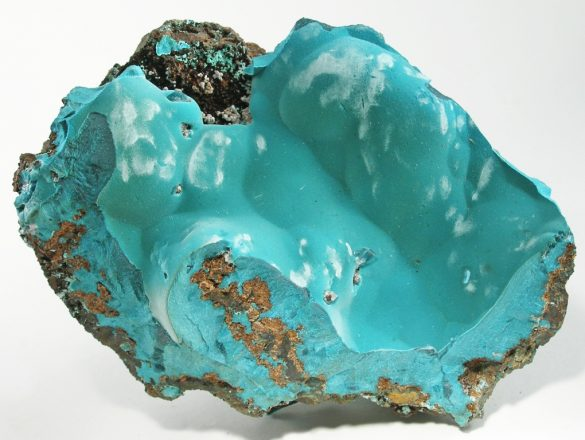 Rosasit - Cristale naturale - Pietre semipretioase