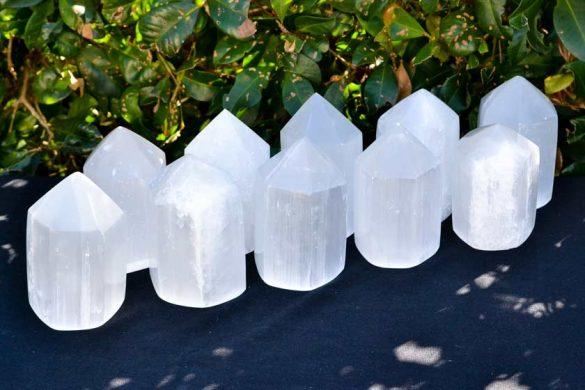 Selenit - Cristale naturale - Pietre semipretioase