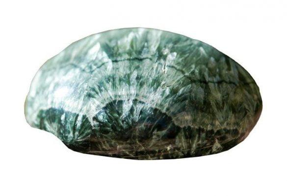 Serafinit - Cristale naturale - Pietre semipretioase