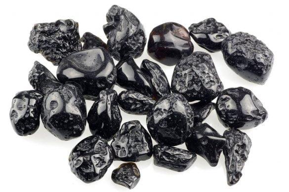 Tectita - Cristale naturale - Pietre semipretioase