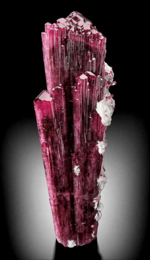 Turmalina - Cristale naturale - Pietre semipretioase
