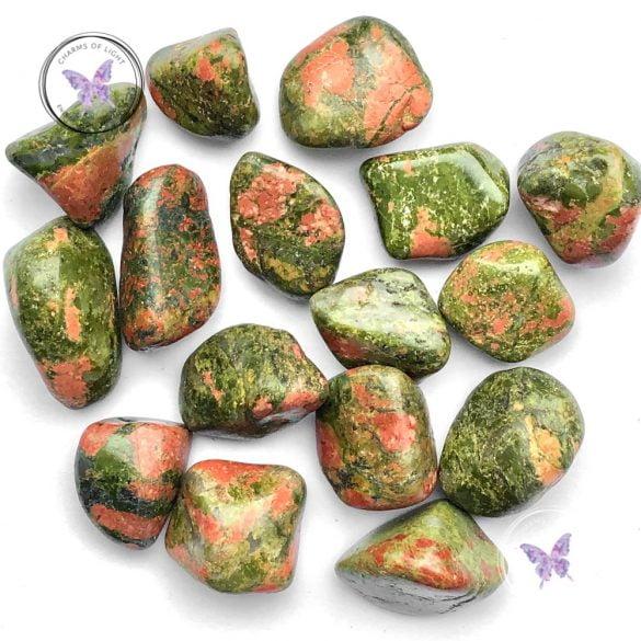 Unakit - Cristale naturale - Pietre semipretioase