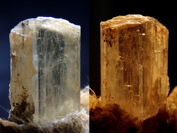Zultanit - Cristale naturale - Pietre semipretioase